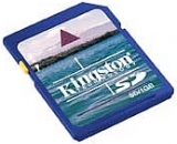 SD karta, 1 - 2 GB Secure Digital Card (SD) Kingston