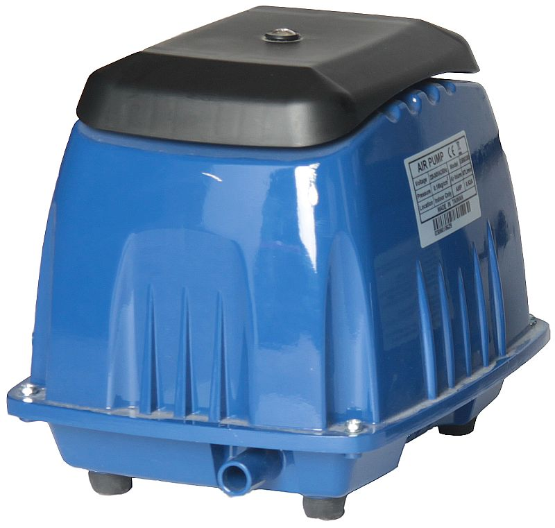 AIRMAC Dmychadlo membránové DBMX 100 Membránové dmychadlo Air Pump (Air Mac) 230V 116W (vzduchová lineární pumpa)