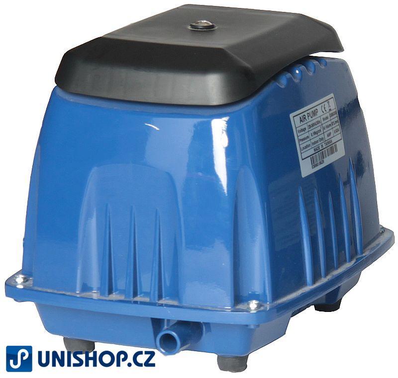 AIRMAC Dmychadlo membránové DBMX 150 Membránové dmychadlo Air Pump (Air Mac) 230V 132W (vzduchová lineární pumpa)
