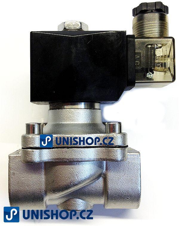 "MP-W160-15SN, NC, 12V DC, G1/2"" - Elektromagnetický ventil"