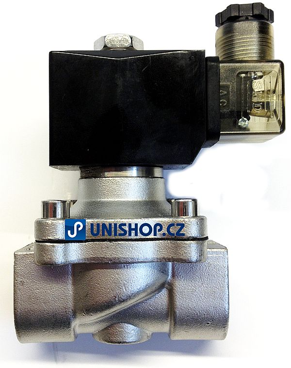 "MP-W160-15SN, NC, 24V AC, G1/2"" - Elektromagnetický ventil"