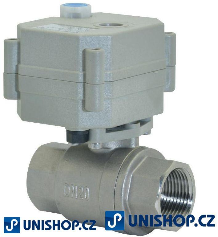 A20-T15N zónový ventil se servopohonem napětí 9-35V AC/DC