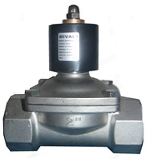 "MP-W500-50SV, NC, 230V AC, G2"" - Elektromagnetický ventil"