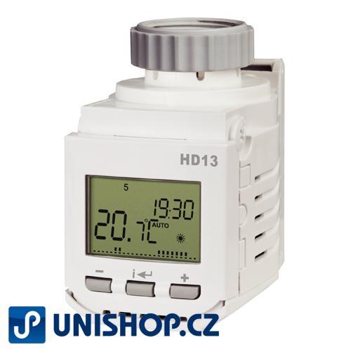 HD13 - Digitální termostatická hlavice