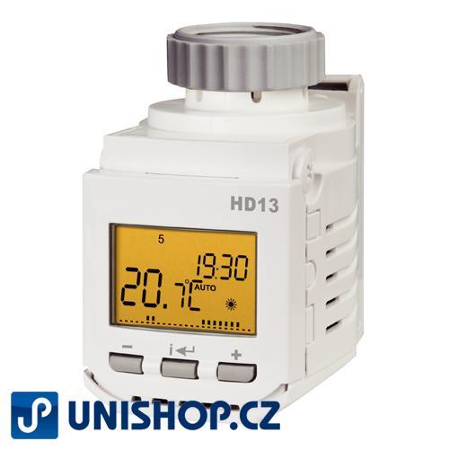 HD13-L - Digitální termostatická hlavice