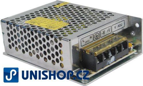 Zdroj 12V/60W spínaný HS-60/12 CARSPA