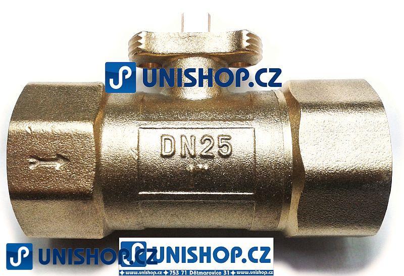 Zónový kulový ventil Lufberg ZV 2-25-13 - DVOJCESTNÝ