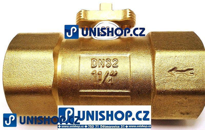 Zónový kulový ventil Lufberg ZV-2-32-25 - DVOJCESTNÝ
