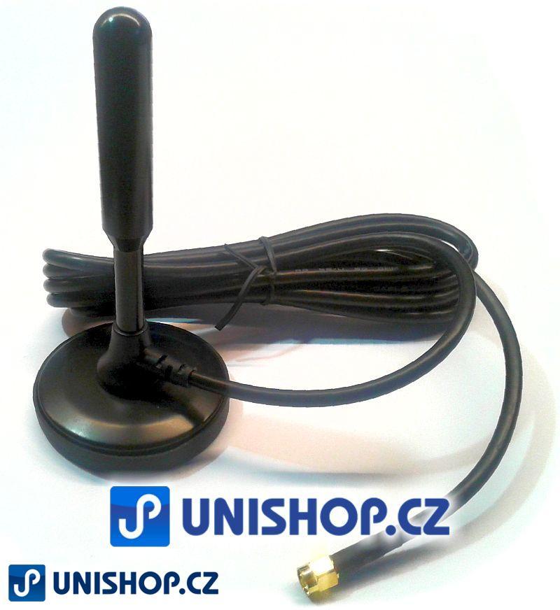 Anténa IQTA_9 dBi GSM - Anténa GSM; SMA