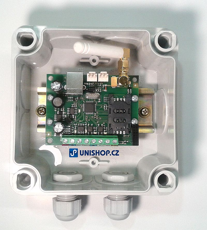 GSM modul MB 95 MINI nový typ IP-65