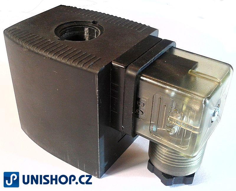 """MP-W-160 náhradní cívka - pro ventily MP-W 1/4"""" - 1 """"- Elektromagnetický ventil"""