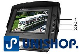 "LCD color monitor TFT 3,5"" JKT-735"