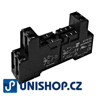 Patice RT, XT 5mm/pro YM modul; Schrack