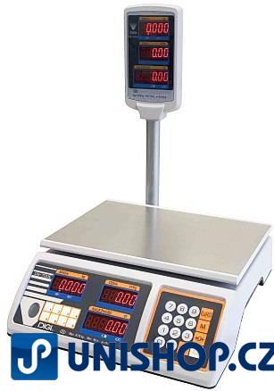 Obchodní váha DIGI DS 700 EPR RS