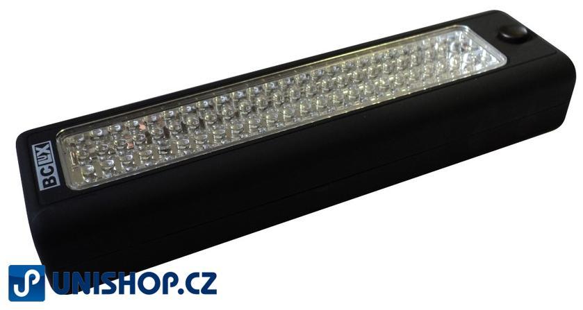 Nouzové baterioé LED osvětlení (manuální)