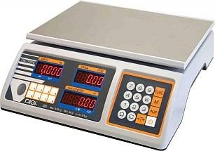 Obchodní váha DIGI DS 700 EBR RS