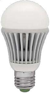 GARO LED 8W SMD E27-WW - Žárovka světelný zdroj LED Světelný zdroj LED. Napájený síťovým napětím 230V AC s paticí E27