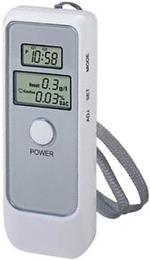 Alkoholtester HE-0004 (jednoduchý)