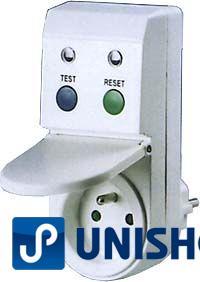 Proudový chránič 30mA/30ms max.3500W (L161)