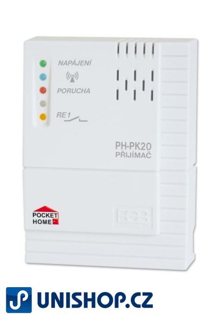 PH-PK20 - Přijímač kotle-nástěnný