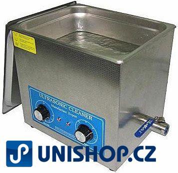 Ultrazvuková vana VGT-1990QT 9l 240W s ohřevem