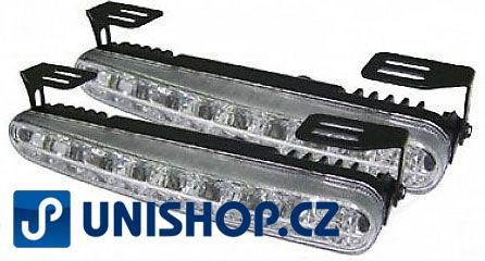 Světla pro denní svícení DRL18 18xLED 12/24V