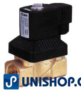 MP116 - 2015 1/2 24V DC - Elektromagnetický ventil