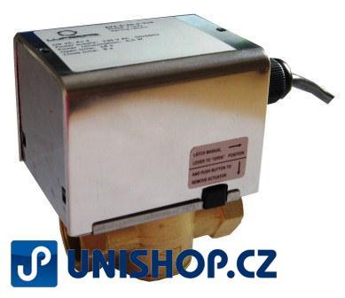 ZV-S-2-15-2-230 zónový ventil se zpětnou pružinou