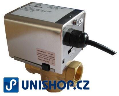ZV-S-3-25-8-230 zónový ventil se zpětnou pružinou