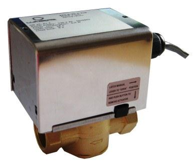 ZV-S-2-25-8-230 zónový ventil se zpětnou pružinou