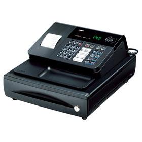 140 CR CASIO; Elektronická registrační pokladna