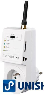 TS11 GST - GSM zásuvka AKCE