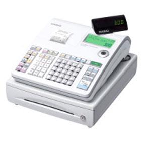 SE S300 SG CASIO; Elektronická registrační pokladna