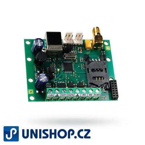 GSM bezdrátový mini ALARM - ústředna