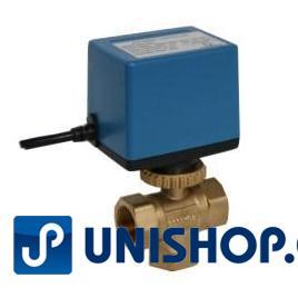 Zónový ventil Lufberg ZV 3-15-5 230V se servopohonem trojcestný ventil 230 V