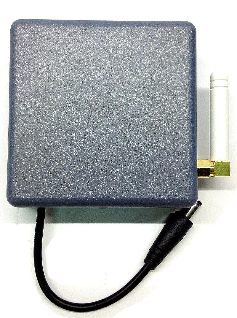 UniBox v_03 jednoduchý GSM alarm - magnetický kontakt