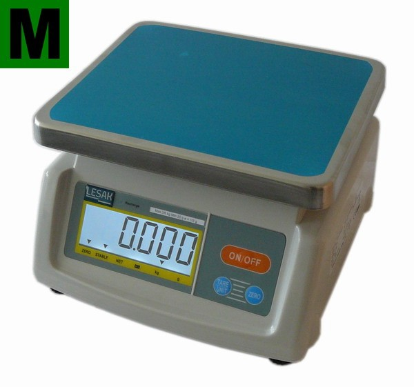 Obchodní váha do 15kg, dva displeje, TST28-15D